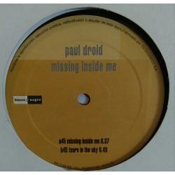 Paul Droid - Missing Inside Me (DISCO ORIGINAL¡¡)