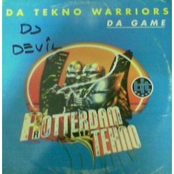 Da Tekno Warriors - Da Game(2 MAN,PELOTAZO JUMPER¡¡)