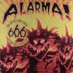 666 – Alarma (DJS @ WORK¡¡)