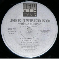Joe Inferno ‎– Techno Church