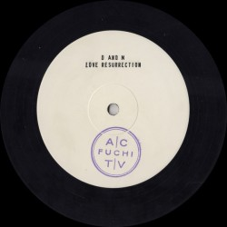 D And M ‎– Love Resurrection