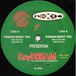 Daydream – Thinkin' About You (PELOTAZO DEL  95,SELLO PRODISC¡)