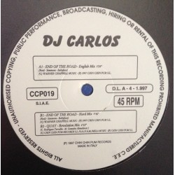 DJ Carlos - End Of The Road