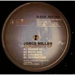 Jorge Millan – Zurubrito EP