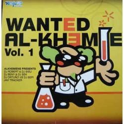 Wanted Al-Khemie Vol. 1