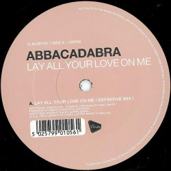 Abbacadabra – Lay All Your Love On Me