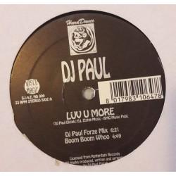 DJ Paul Elstak – Luv U More (ROTTERDAM RECORDS)