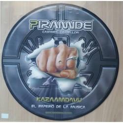 Piramide - Kazaamdavu - El Imperio De La Musica