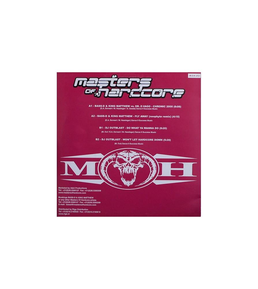 Bass-D & King Matthew vs. Dr. Z-Vago / DJ Outblast – Masters Of Hardcore  (TEMAZO DEL 2000¡¡ MOH)