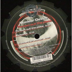 Nuclear Device – Thrown Out The Place