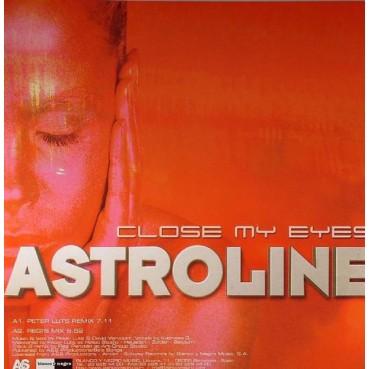 Astroline - Close My Eyes / Empyre - Fantasy
