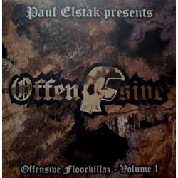 Paul Elstak – Offensive Floorkillaz - Volume 1