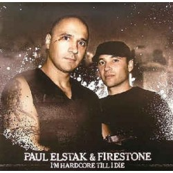 DJ Paul Feat. Firestone ‎– I'm Hardcore Till I Die (TEST PRESSING)