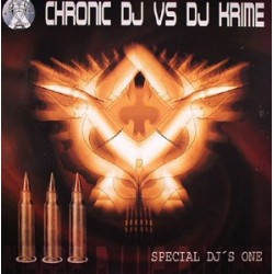 Chronic DJ vs. DJ Krime ‎– Special DJ's One