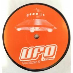 Ufo Traxx Vol.2 - Pump up the jam (Soto & Gimeno remix Techno ) / Jessy-Tell me
