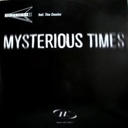 Sash Feat. Tina Cousins - Mysterious Times (EDICIÓN ITALIANA)