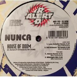 Nunca - House Of Doom(TEMAZO REMEMBER¡¡ IMPORT NUEVO¡)