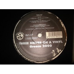 Three Drives On A Vinyl – Greece 2000 (GFB RECORDS)