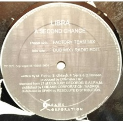 Libra - A Second Chance (NACIONAL)