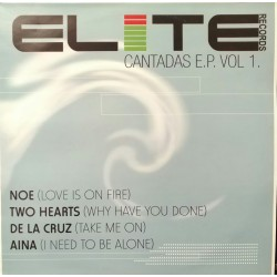 Elite Cantadas EP Vol. 1