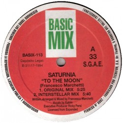 Saturnia - To The Moon