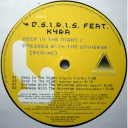 OSIRIS Feat. Kyra ‎– Deep In The Night / Oneness With The Universe (Remixe)