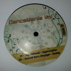 DanceMania Vol 1