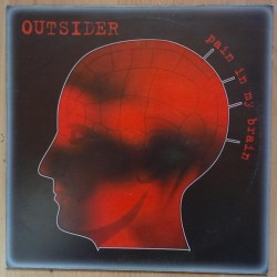 Outsider ‎– Pain In My Brain