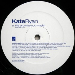 Kate Ryan ‎– The Promise You Made