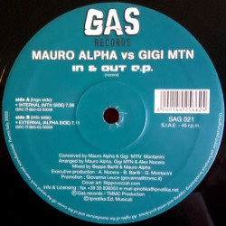Mauro Alpha Vs Gigi MTN ‎– In & Out EP