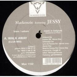 Mackenzie Featuring Jessy – Walk Away