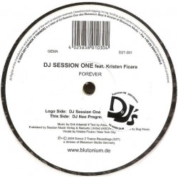 DJ Session One Feat. Kristen Ficara – Forever