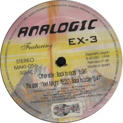 Analogic Featuring Ex-3 – Back To Roots