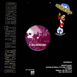 DJ Hitch-Hiker & DJ Jacques Dumont – A New Dimension / Raindrops
