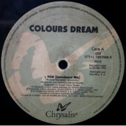 Colours Dream ‎– You