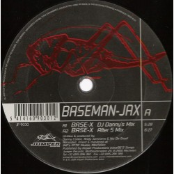 Baseman – Base-X (SUBWAY RECORDS)