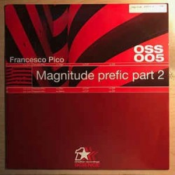 Francesco Pico ‎– Magnitude Prefic Part 2
