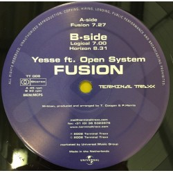 Yesse Ft. Open System  – Fusion