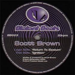 Scott Brown – Return To Elysium / Ignition