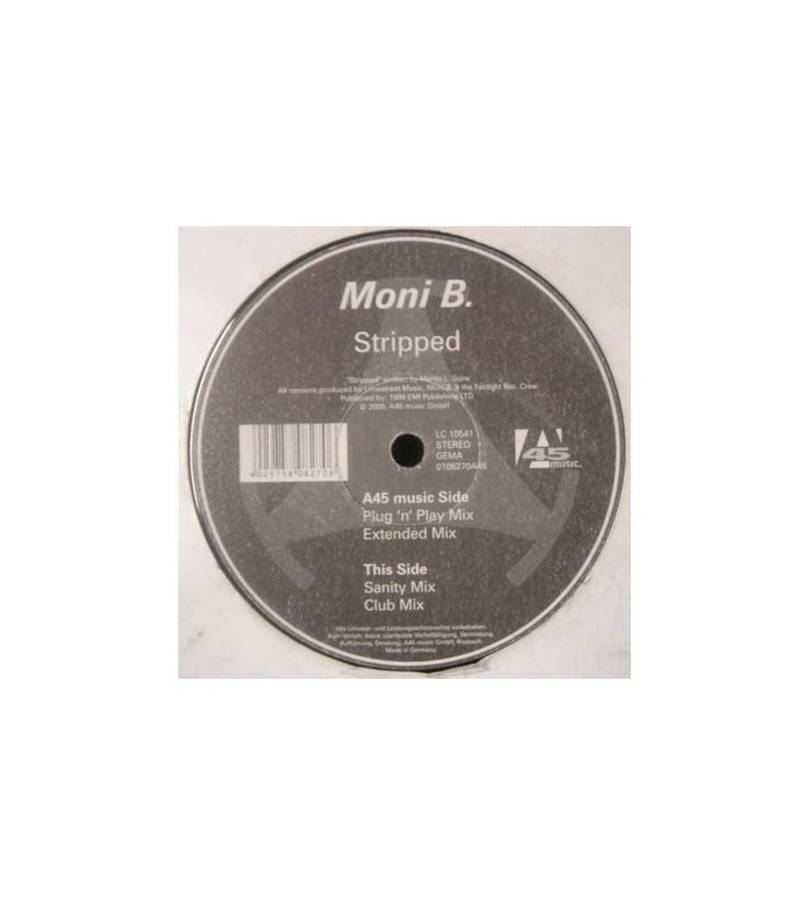 Moni B – Stripped