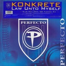 Konkrete – Law Unto Myself