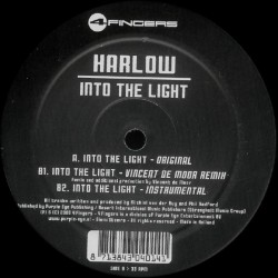 Harlow ‎– Into The Light