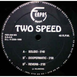 Two Speed - Solido (2 MANO,FERPAS MUSIC¡¡)