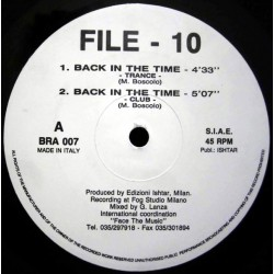 File-10 ‎– Back In The Time