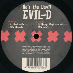 Evil-D – He's The Devil