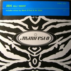 JBN - All I Want(BASE HARDHOUSE CANTADA,MUYYY BUENA¡¡)