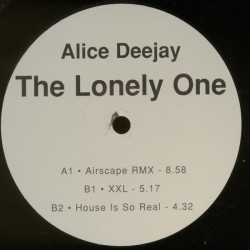 Alice Deejay – The Lonely One