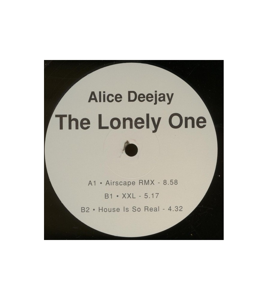 Alice Deejay – The Lonely One (COPIA IMPORT)