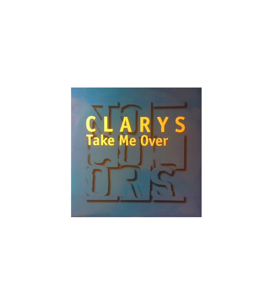 Clarys – Take Me Over