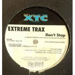 Extreme Trax ‎– Don't Stop